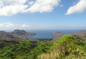 Private Nuku Hiva Mountain 4WD Safari - Half Day (03H00)