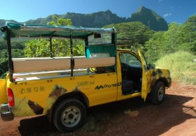 Daytour Moorea Aito 4x4 Safari & Lunch at IC Resort