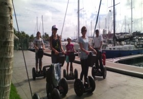City Tour by Segway - Papeete Evasion - 01H30