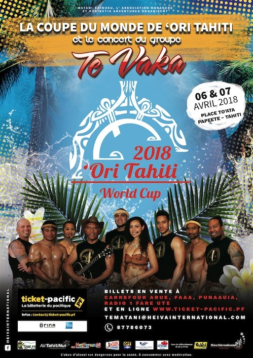 Ori Tahiti World Cup