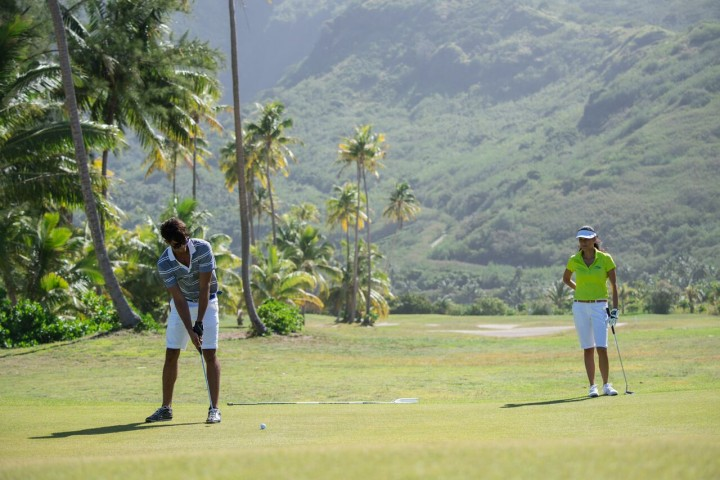 Moorea Green Golf