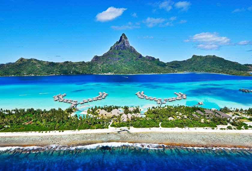 Hôtel InterContinental Bora Bora Resort & Thalasso Spa