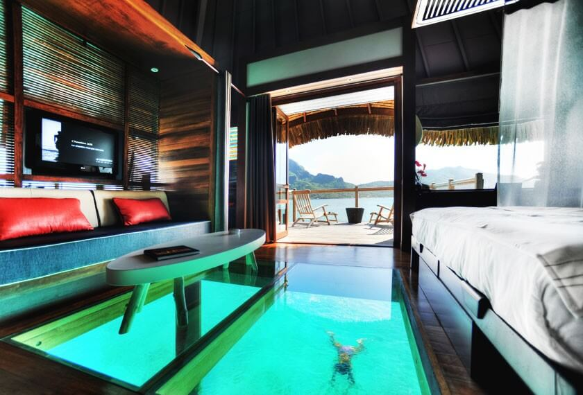 Ultimate All Inclusive Retreat At Le Meridien Bora With Meals