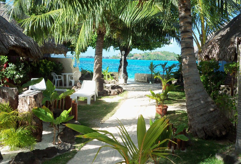 Village Temanuata Beach Bora Bora