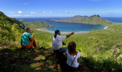 Marquesan islands discovery