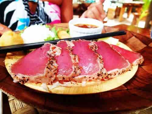 Food in french polynesia for Most popular fish to eat