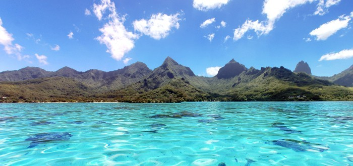 MOOREA, a secluded spot of unrivaled charm