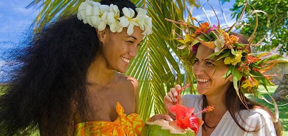French polynesia girls