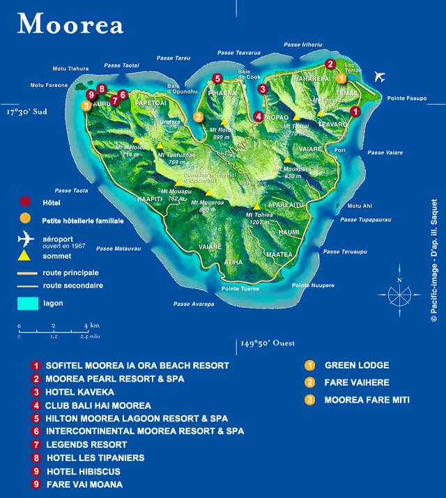 Tahiti Moorea And Bora Bora Explorer 9 Nights