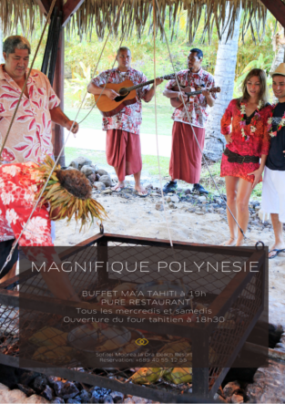 magnificent millenary Polynesian culture