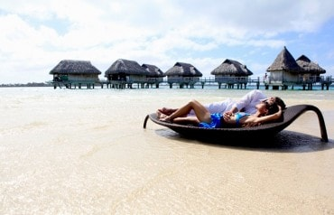 Romantic Moorea and Bora Bora