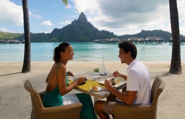 Honeymoon at the Intercontinental Bora Bora Thalasso (with Half Board) - 5 nights