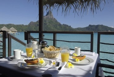 Honeymoon at the Intercontinental Bora Bora Thalasso (with Breakfast and Dinner)