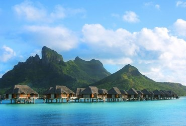 Four Seasons Bora Bora Luxury - 5 nights
