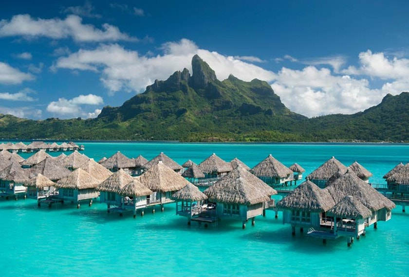 Luxury Honeymoon at St Regis Bora Bora