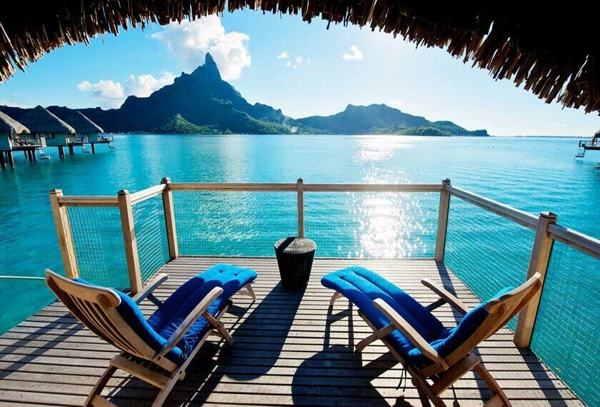 Ultimate All Inclusive Bora Bora Retreat (at Le Meridien Bora Bora with Meals and Drinks)