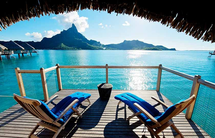 Ultimate All Inclusive Retreat At Le Meridien Bora Bora With
