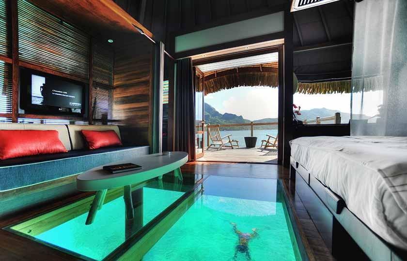 Ultimate All Inclusive Retreat At Le Meridien Bora Bora With