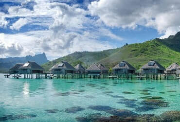 Romantic Retreat At Hilton Moorea