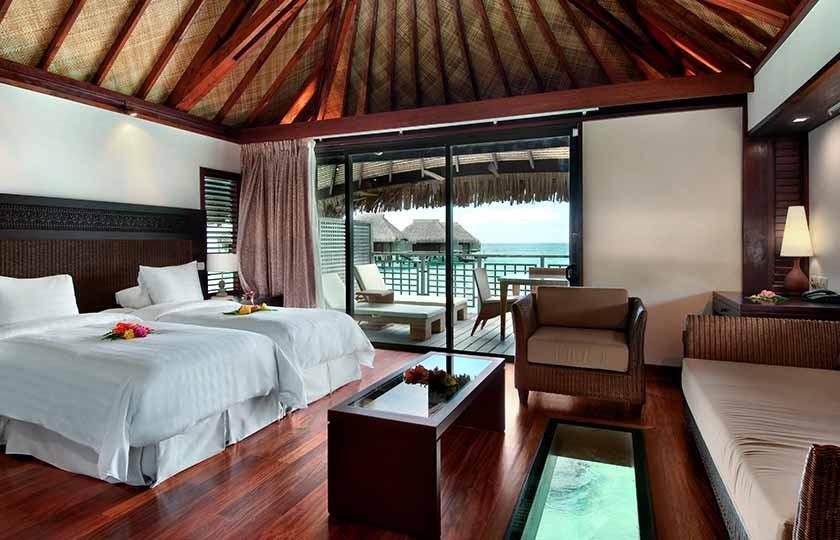 Romantic Retreat At Hilton Moorea 5 Nights