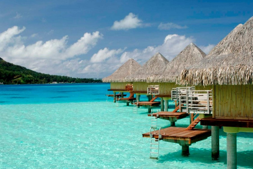 Tahiti Moorea And Bora Bora Explorer 9 Nights