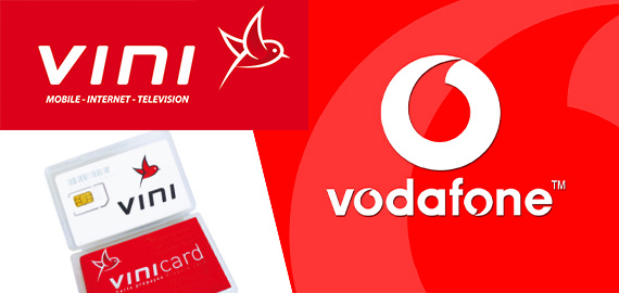 Vini and Vodafoe tahitian mobile operators
