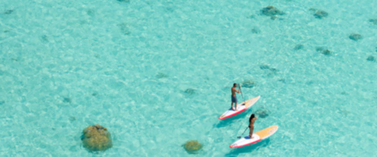 Special couple deals in Bora Bora and the Islands of Tahiti